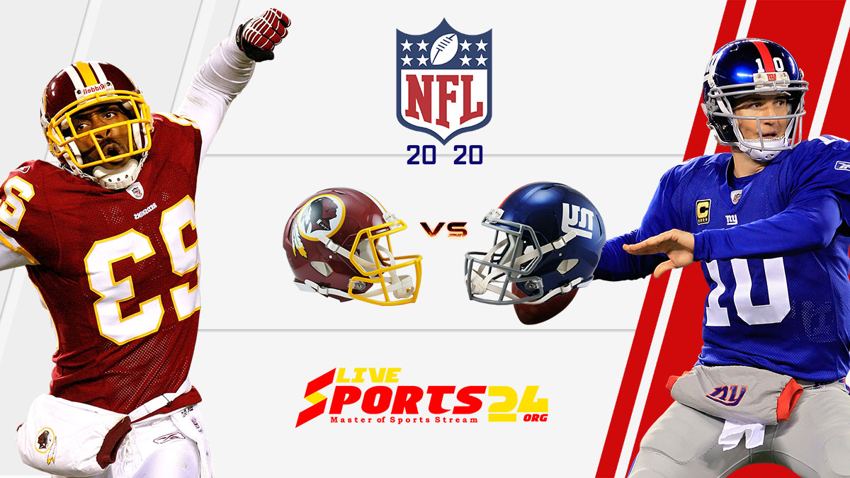 Washington vs Giants Live: How to watch Washington vs New York live Prediction & odds