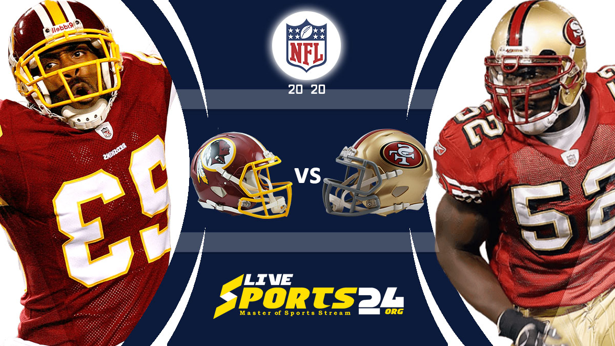Washington vs 49ers Live: How to watch Washington vs San Francisco live Prediction & odds