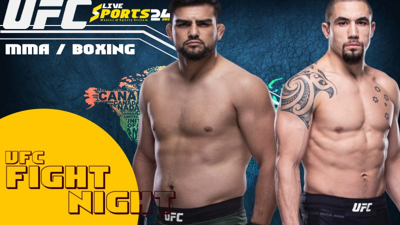 How to Watch UFC Whittaker vs Gastelum