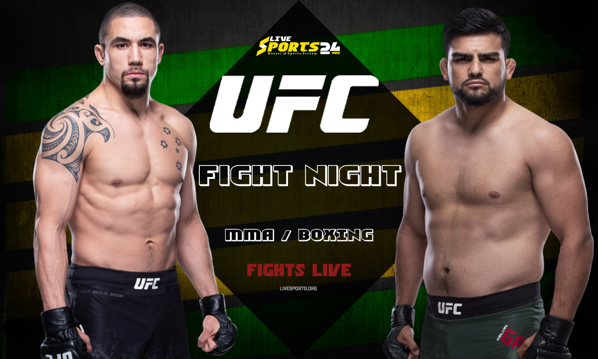 Whittaker vs Gastelum Fight: What we to know about UFC Whittaker vs Gastelum Fight Card