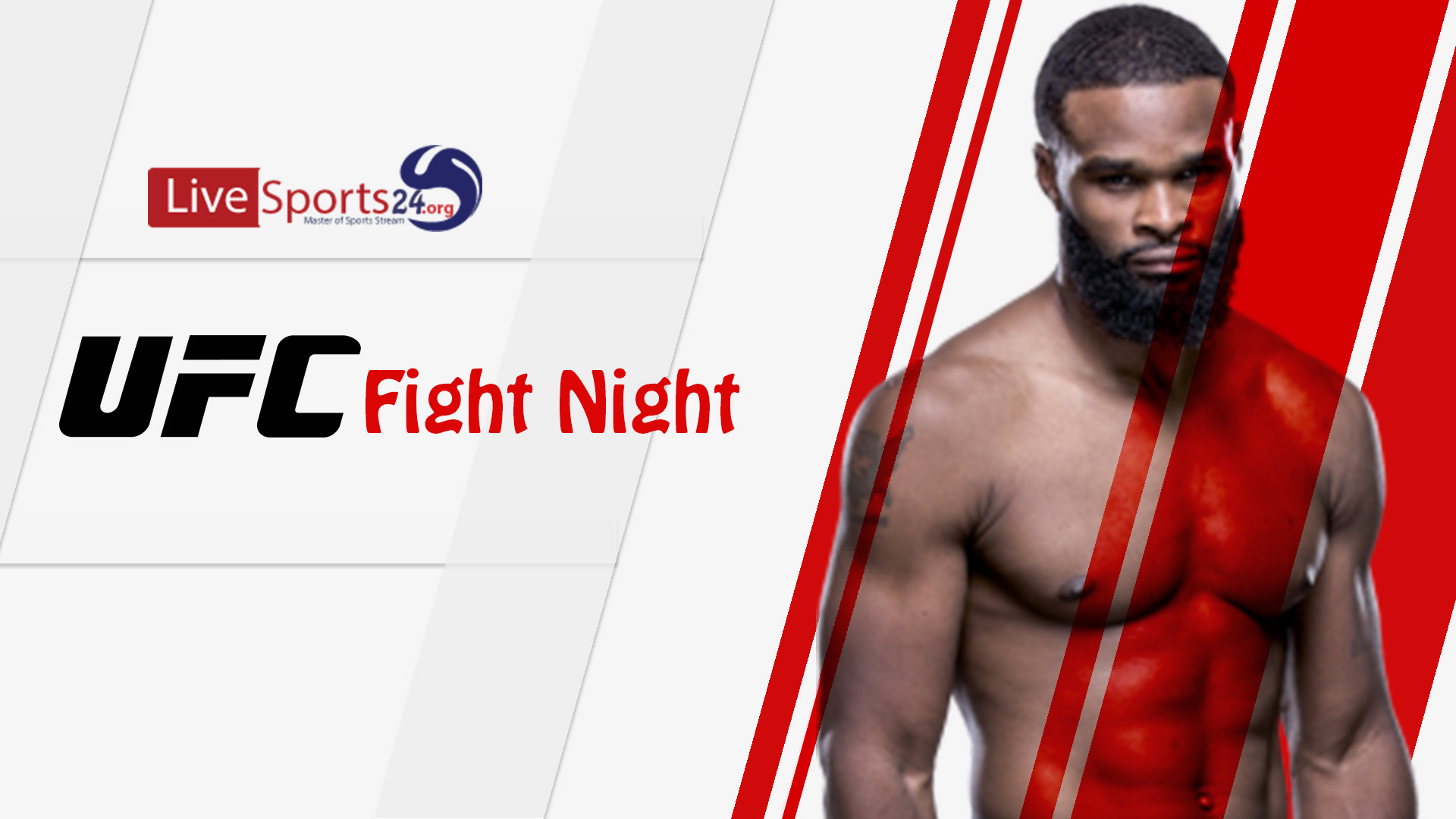 How to Watch UFC Fight Night 176 Woodley vs Burns Live Online?