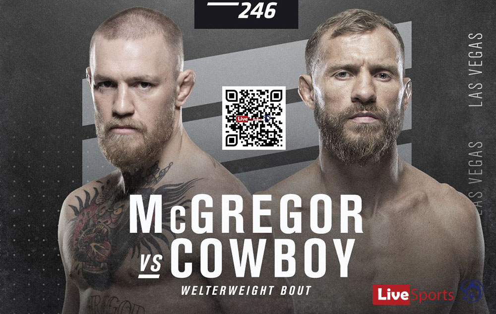 How to Watch UFC 246 Live Stream Online without Cable?
