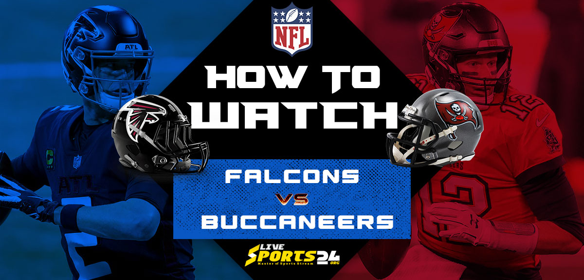Falcons vs Buccaneers Live: How to watch Atlanta vs Tampa Bay live Prediction & odds